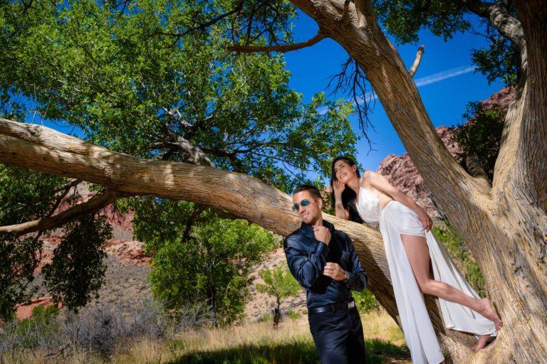 Red Rock Canyon elopements Las Vegas photographer