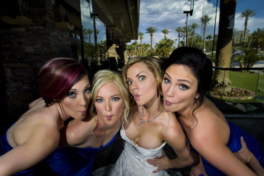 Las Vegas wedding photographer | Bali Hai Golf Club weddings