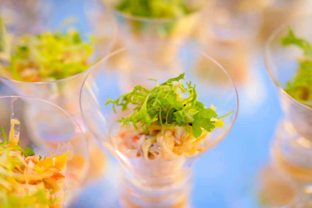Event photography Las Vegas | Bellagio events | Food photo