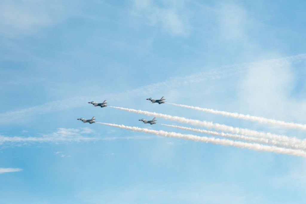 Aviation military event photography | Las Vegas event photographer