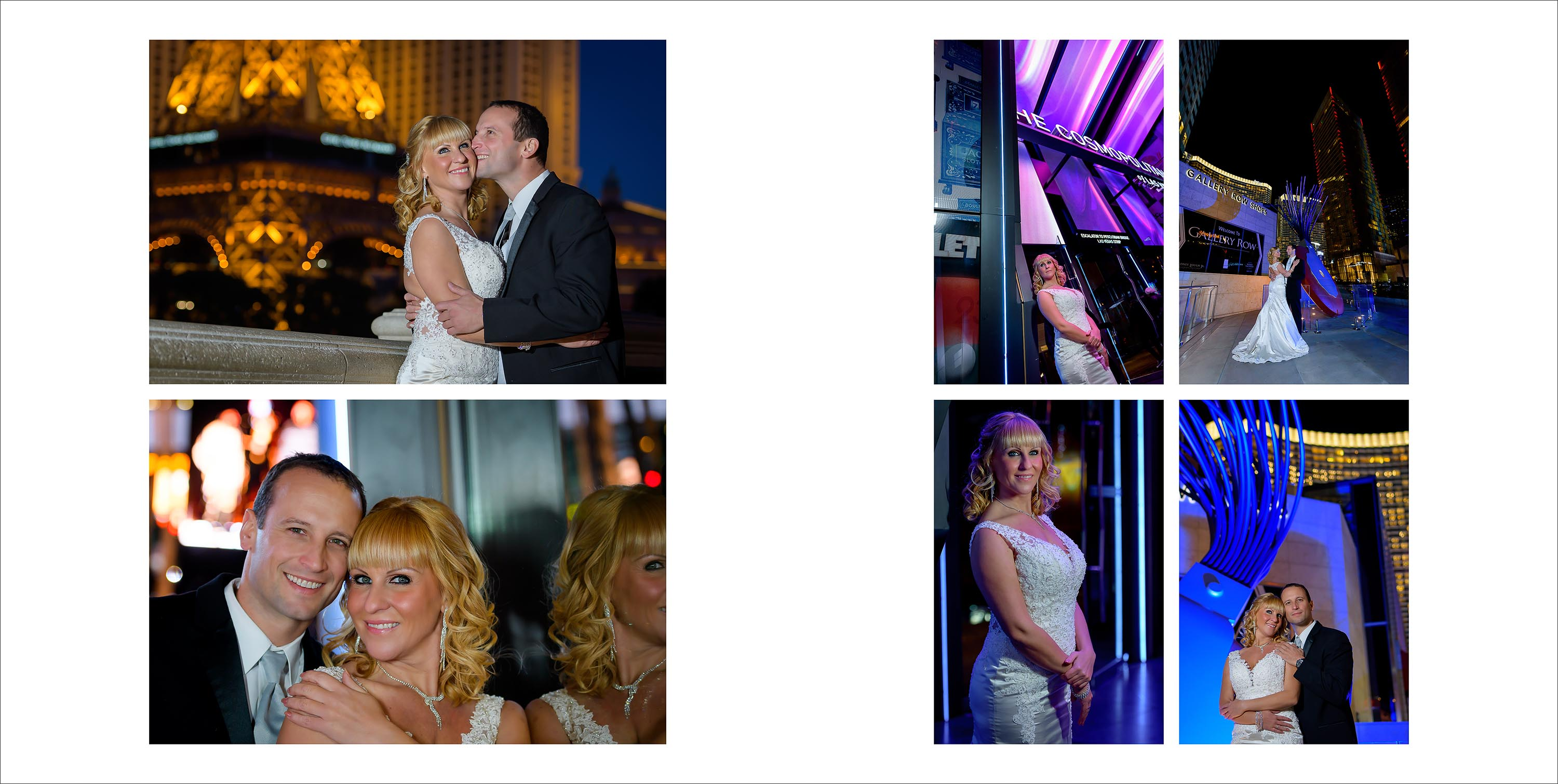 Wedding Albums Las Vegas | Photo Books
