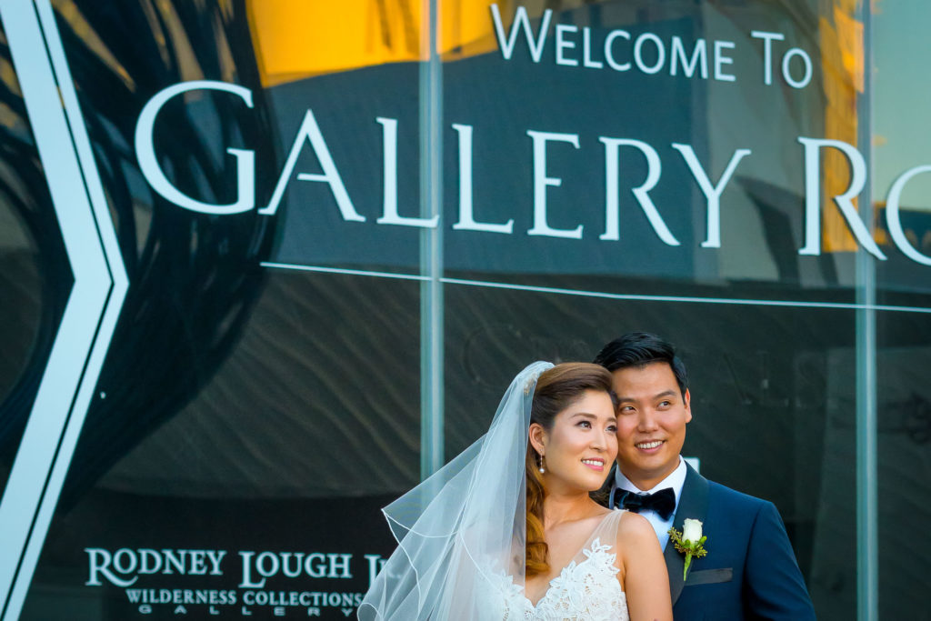Las Vegas strip wedding photographer | Waldorf Astoria hotel weddings