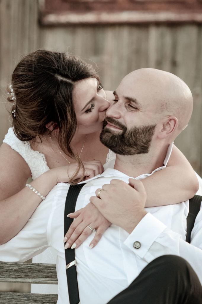 Elopement photos | Nelson Ghost town elopement photographer