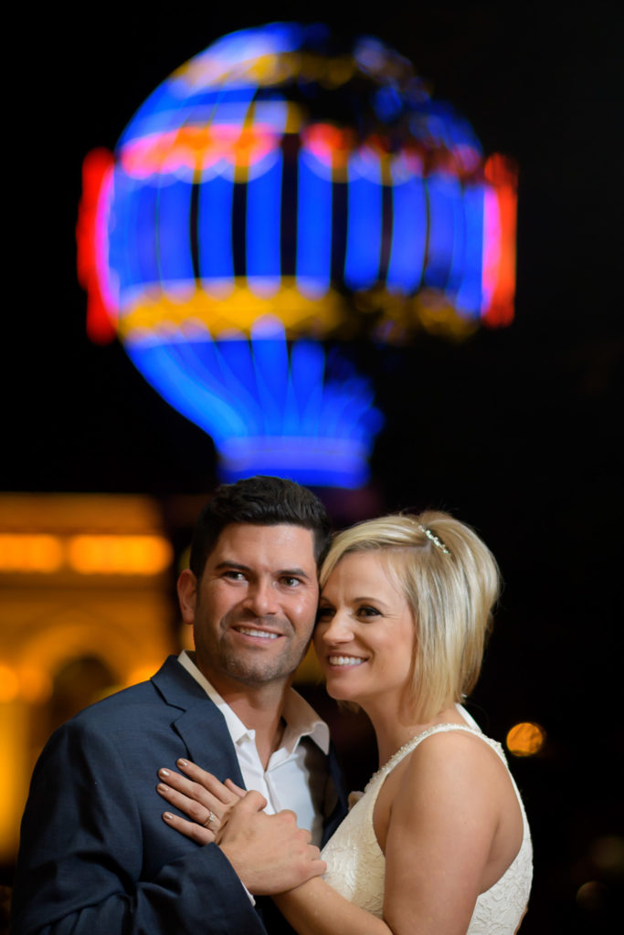 Wedding photography | Las Vegas Strip elopements weddings
