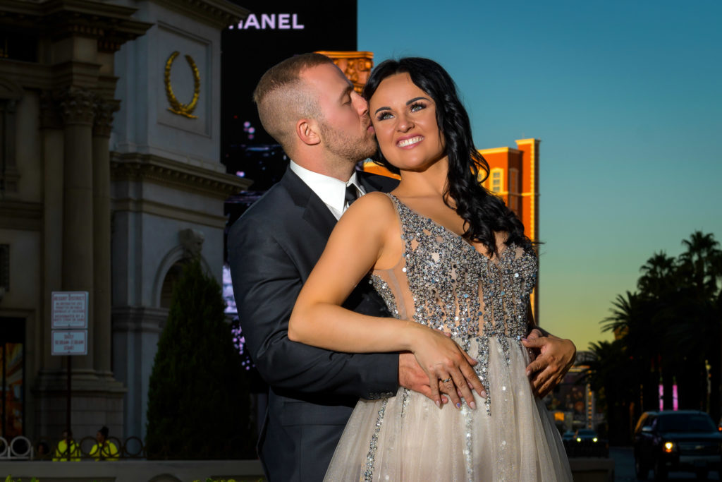 Las Vegas Strip weddings | Wedding photographer