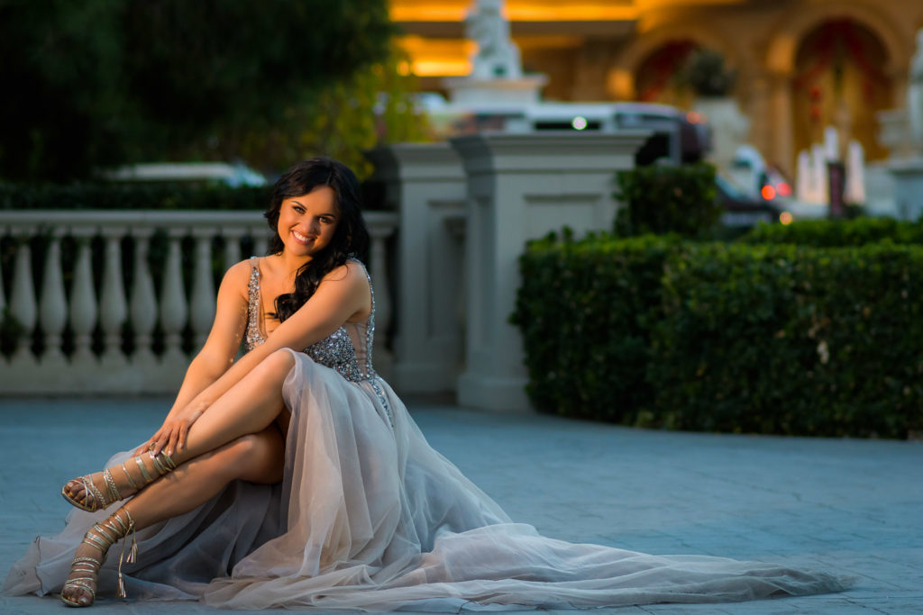 Las Vegas strip wedding photographer | Caesars palace weddings