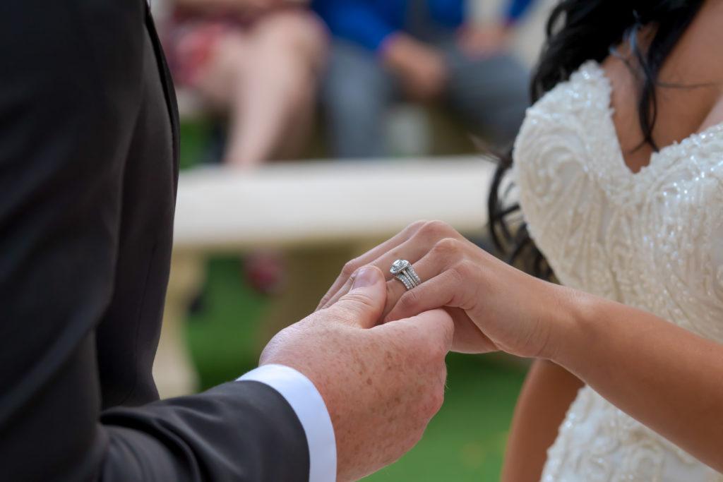 Las Vegas wedding photographers | Caesars Palace weddings | Las Vegas Strip