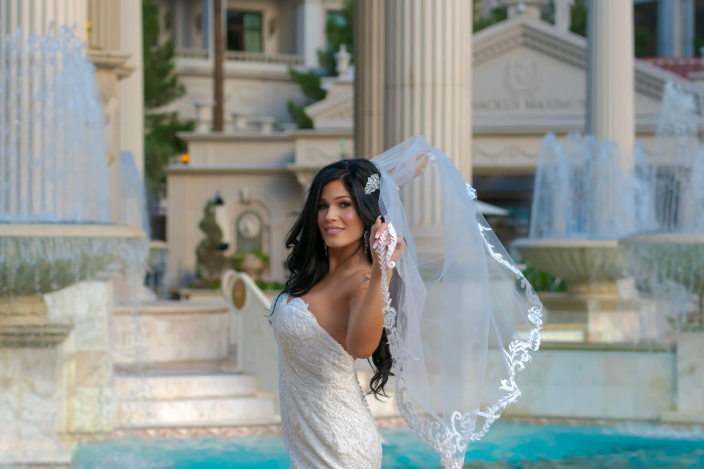 Vegas Weddings | Las Vegas Strip Wedding Photographer | Zoltan Wedding Photography