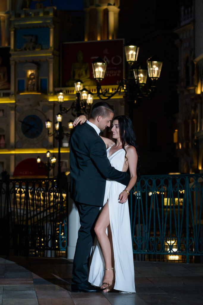 Las Vegas Strip wedding photographer | Venetian weddings