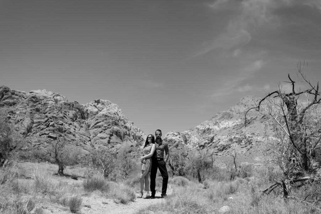 Elopement photographer | Desert elopements weddings | Red Rock canyon wedding photo