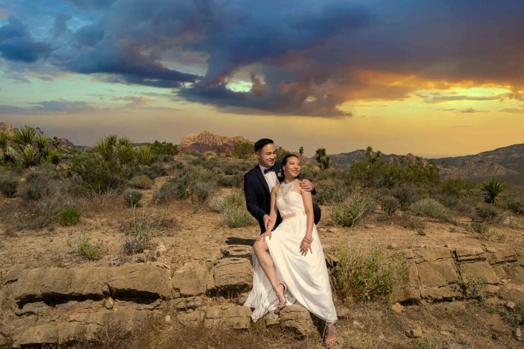 wedding places in las vegas