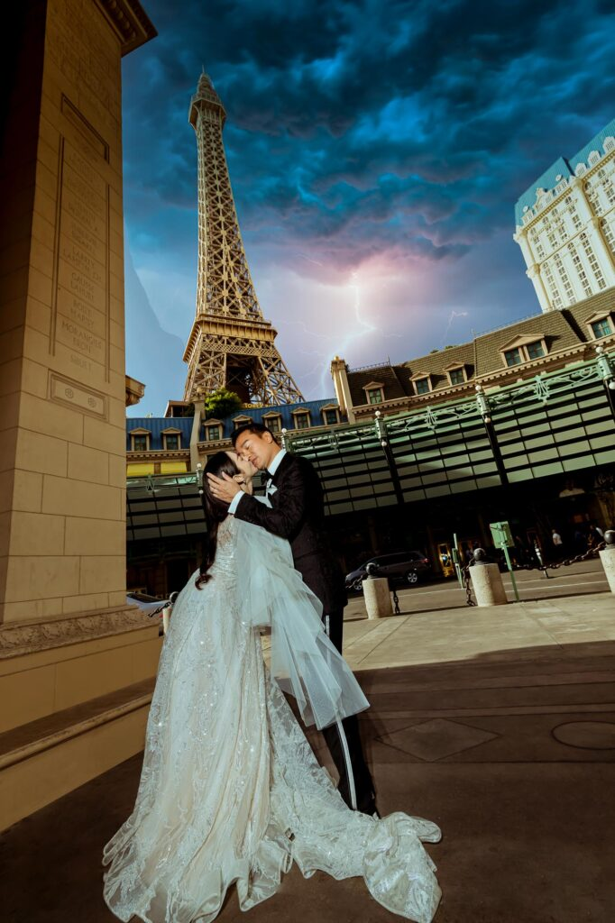 best places to get married in vegas
