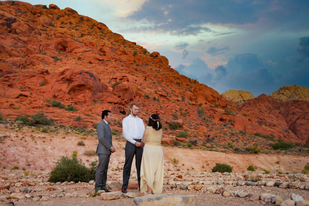Las Vegas Elopement Photography